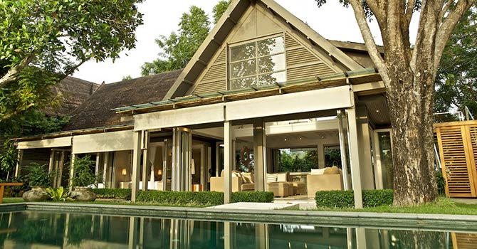 Headland Villa 5  Outdoor