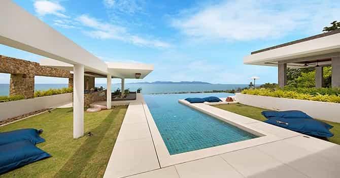 Villa Blue View  Swimming Pool