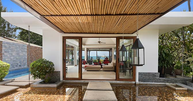 Banyan Beachfront Pool Villa