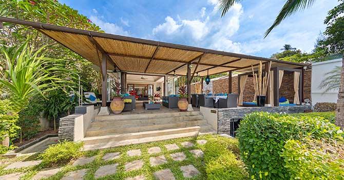 Banyan Beachfront Pool Villa 8
