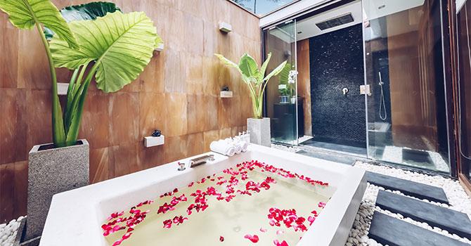 Lotus Beach Villa 6