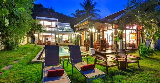 Emerald Sands Beach Villa  5