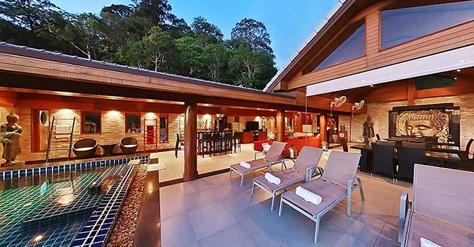 Baan Sung Thai Villa