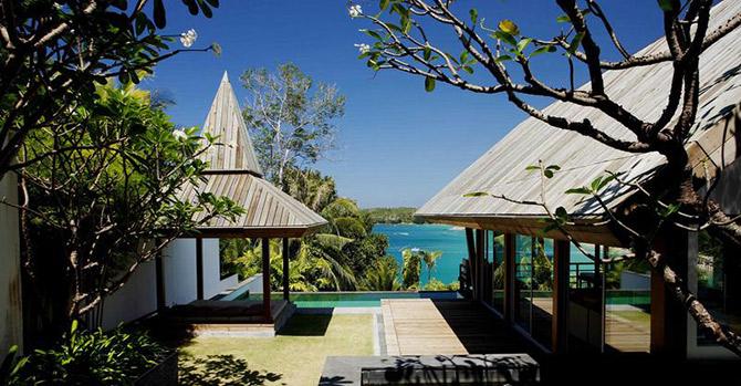 Baan Nicolina  Lounge Pool Sala