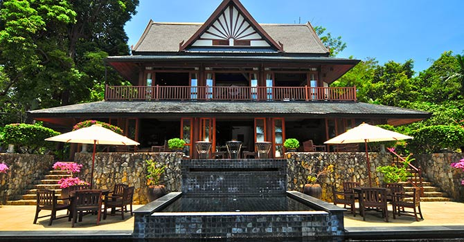 Villa Nakawana