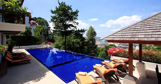 Villa Yoosook  Swimming Pool