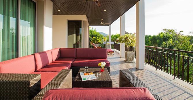 Kata Gardens Penthouse 6C 6