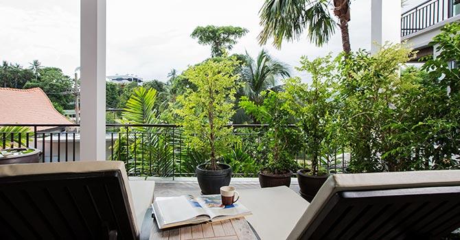Kata Gardens 3B  Balcony
