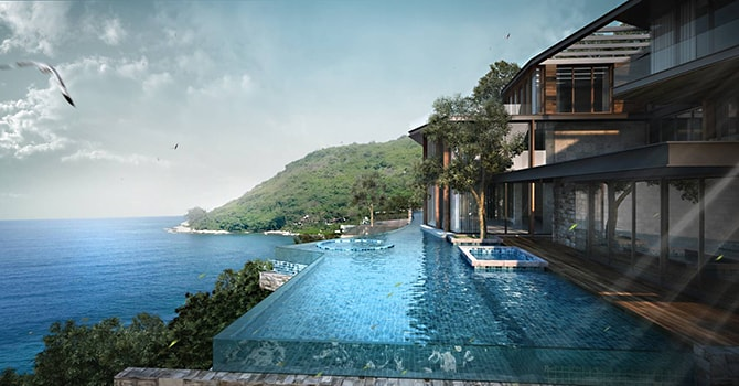 Villa Thousand Cliffs