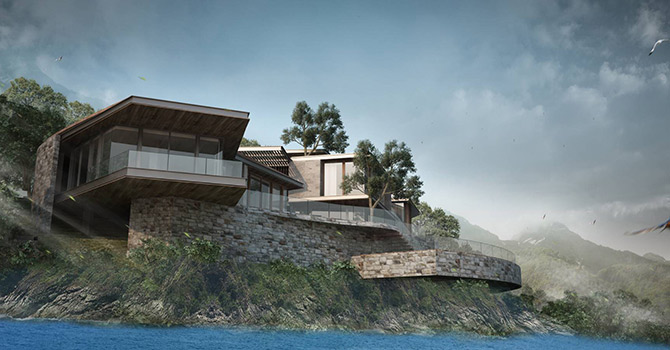 Villa Thousand Cliffs 9