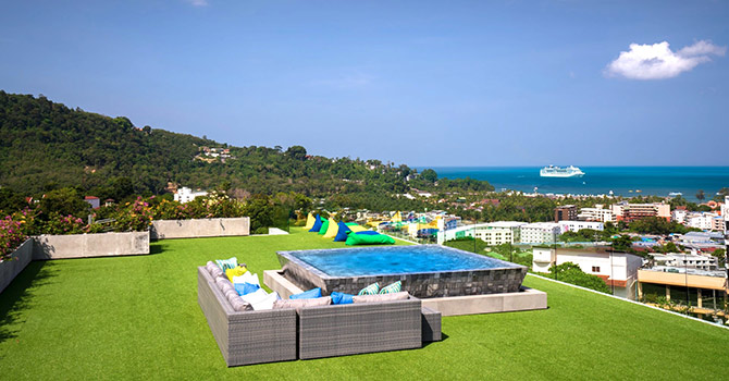 Villa Enjoy  Rooftop