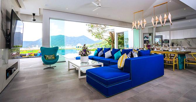 Villa Enjoy  Living and Dining