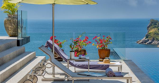 Villa Lomchoy  Pool & Deck