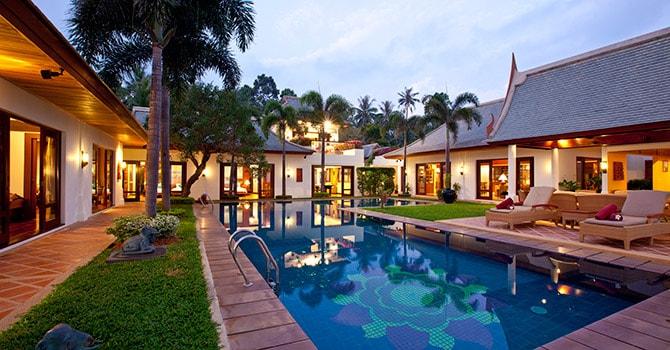 Villa Lotus  Villa Exterior