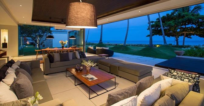 Villa Malabar  Living Room