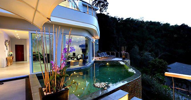 Villa Namaste  Namaste Swimming Pool