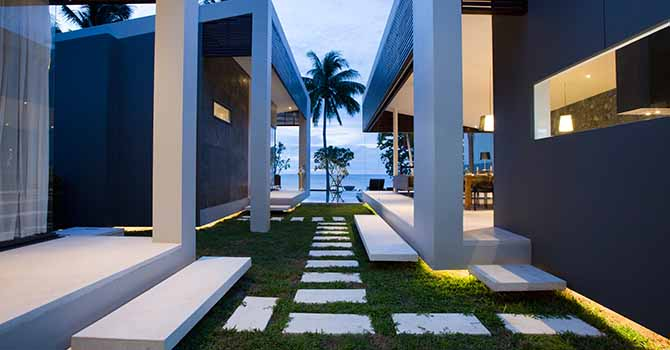Villa Neung  Villa Exterior