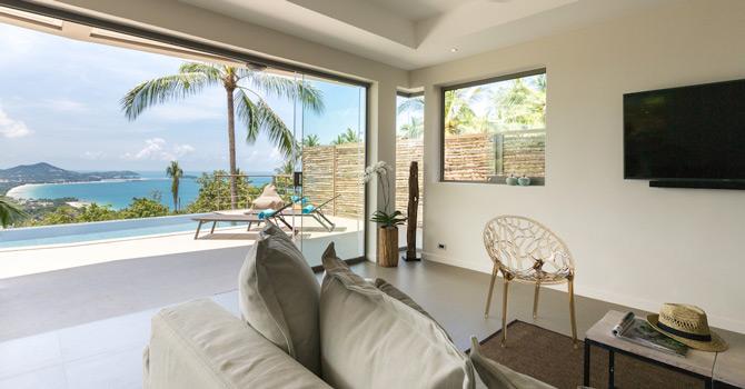 Villa Nuea  Living area