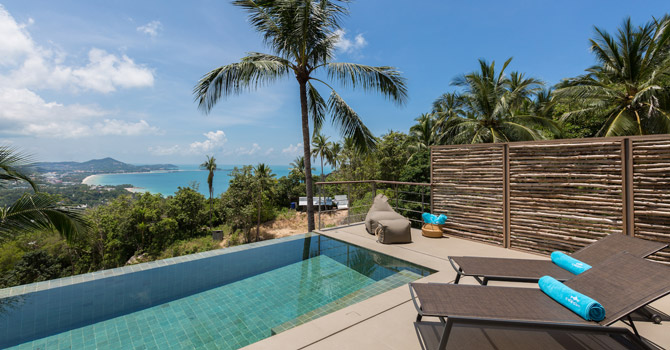 Villa Nuea  Swimming Pool