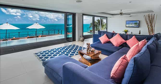 Villa Samayra  Living Room