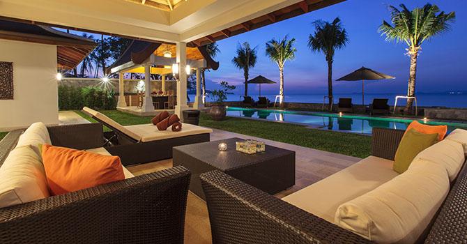 Villa Sila  Terrace
