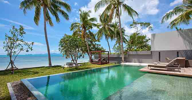 Villa Soong  Infinity Pool