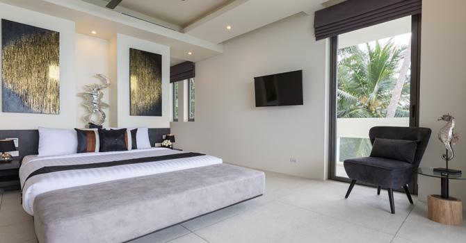 Villa Splash & Villa Spice  Villa Spice Bedroom