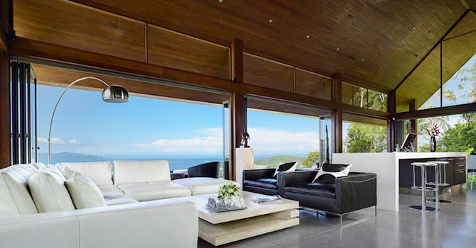 Villa Suralai  Living Room