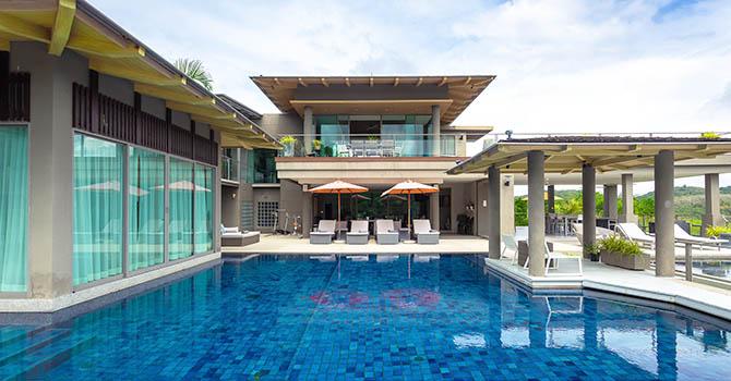 Villa Suriyan  Villa Exterior