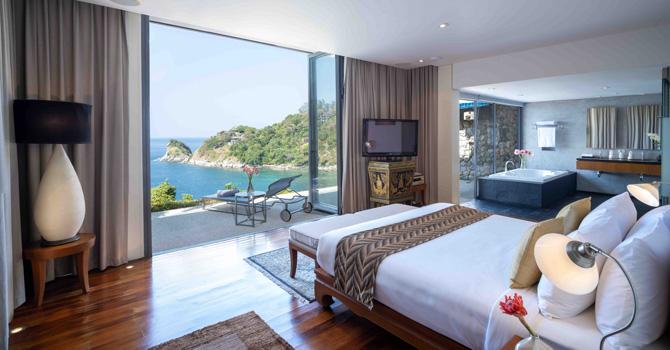 Villa Viman  Master Bedroom