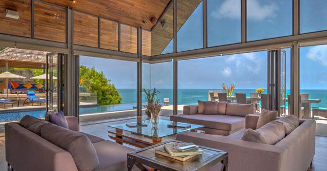 Villa Viman  Living Room