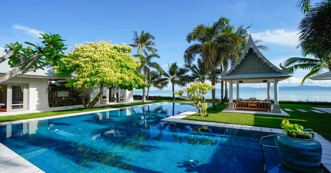 Villa Waterlily  Swimming Pool