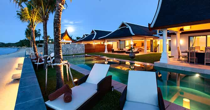 Villa Wayu  Swimming Pool