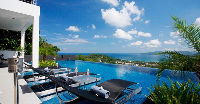 Villa Zamani  18m fresh water infinity pool