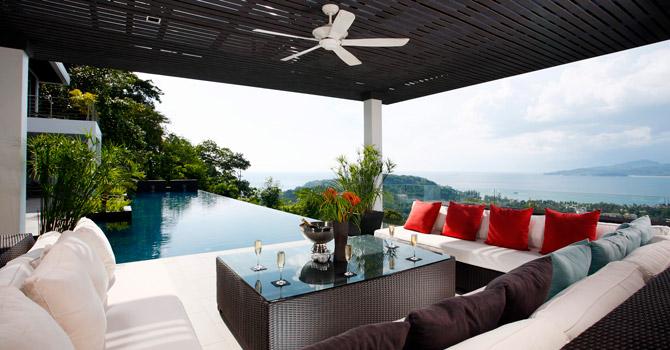 Villa Zamani  Lounge Sala