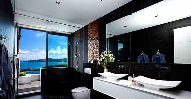 Villa Zavier  Guest Bathroom Ensuite